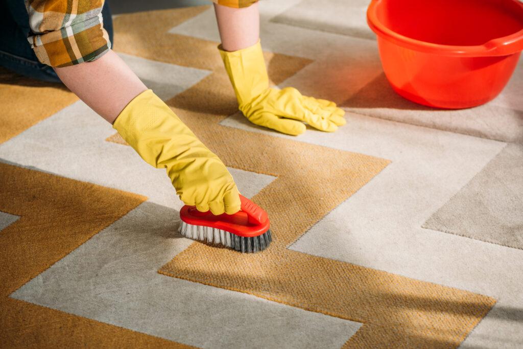 Καθαρισμός χαλιών στο σπίτι